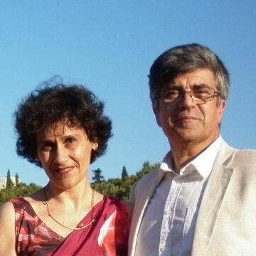 Victor Mestre e Sofia Aleixo